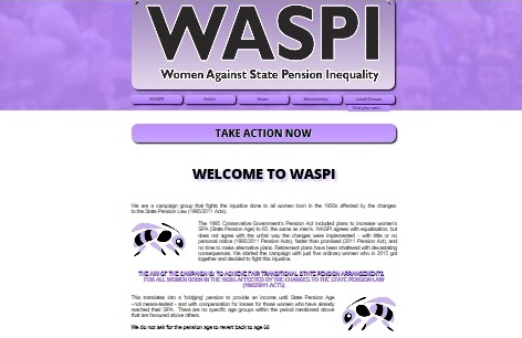 WASPI website
